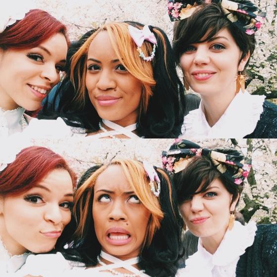 Lolita Selfies