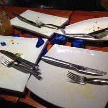 We ate well at Reverse Harem brunch