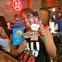 Marvel Brunch at Southern Hospitality, Winner of the NYCC Thursday Passes & NYSW Passes