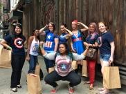 Marvel Brunch at Southern Hospitality