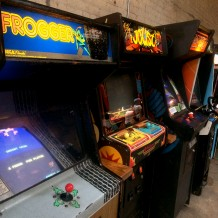 Retro Games Brunch at Barcade