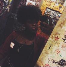 Selfie by Cynthia
