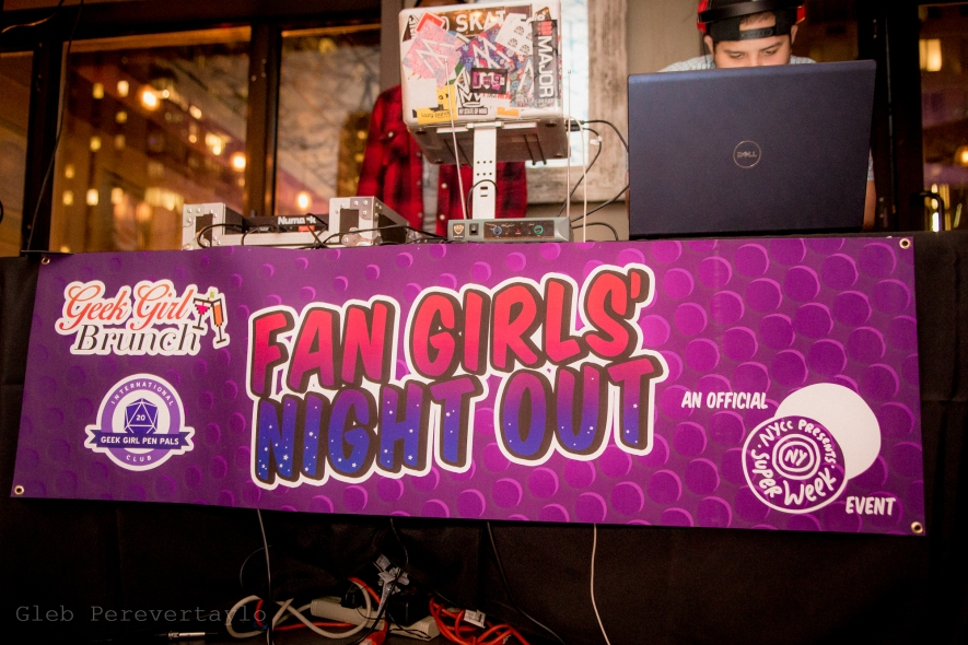 Fan Girls' Night Out