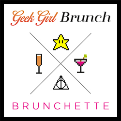 Geek Girl Brunch Website