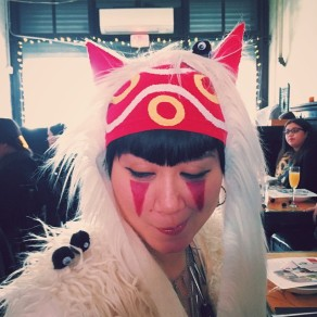GGB NYC- Studio Ghibli Brunch instagram credit: angrygirlcomics